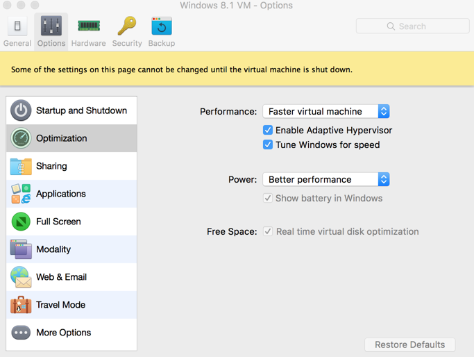Using Parallels for MA Software on Mac | A C T Lighting Inc